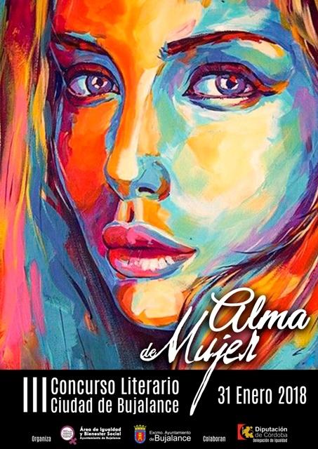 III Concurso Literario «Alma de Mujer» Ciudad de Bujalance