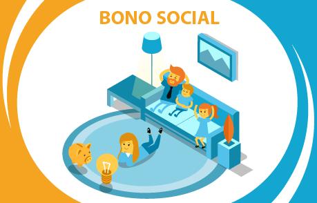 Bono Social - Consumo de energía eléctrica, gas y teléfono 1