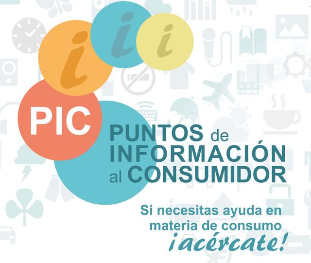 Banner punto de información al consumidor