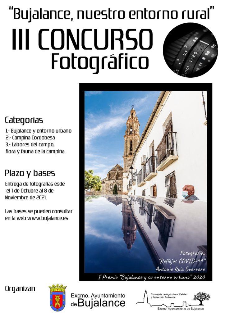 Concurso fotográfico de Bujalance 2021